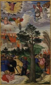 der untergang von Babylon Matthias Gerung