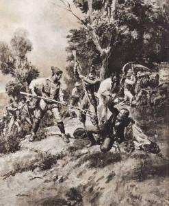 uccisione di Pisacane
